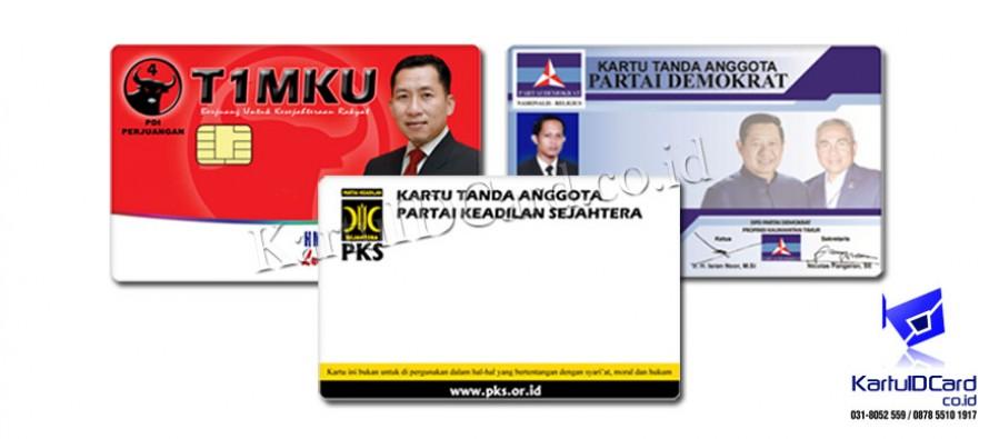 Kartu Anggota Partai