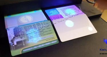 Cetak Kartu Plus UV